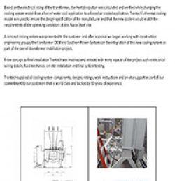 Nucor OFAF Reactor Coolers